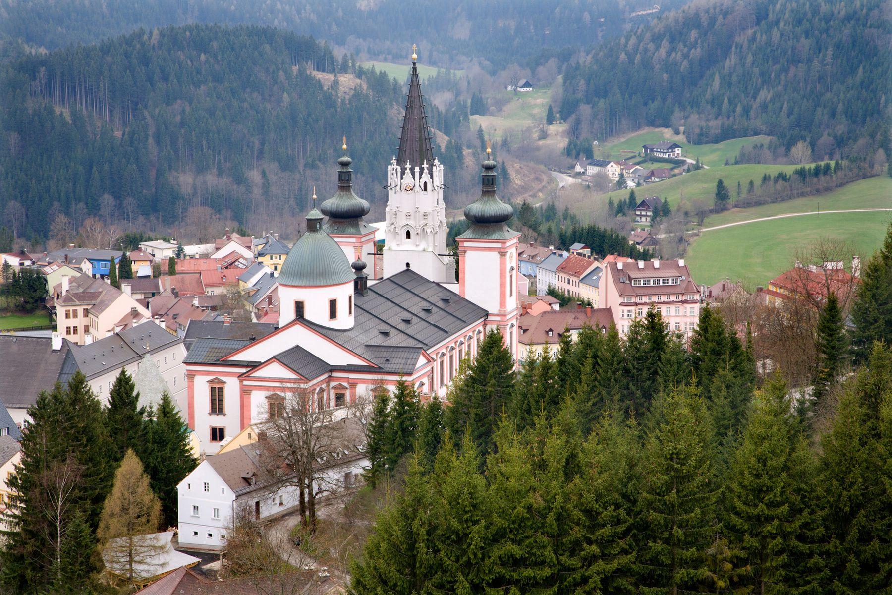 Wallfahrtsort Mariazell