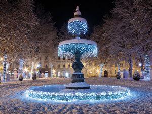 Zagreb Die Pilzbrunnen web