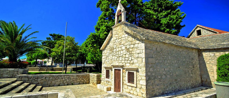 Primosten alte Kapelle 01
