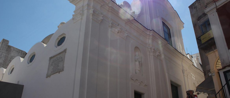 Kirche in Ischia