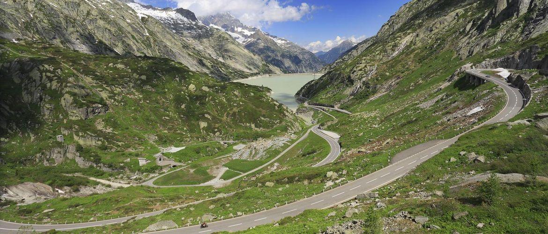 Grimsel Pass iStock584206016