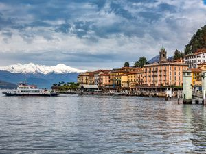Bellagio Comer See Winter iStock1077526284 web