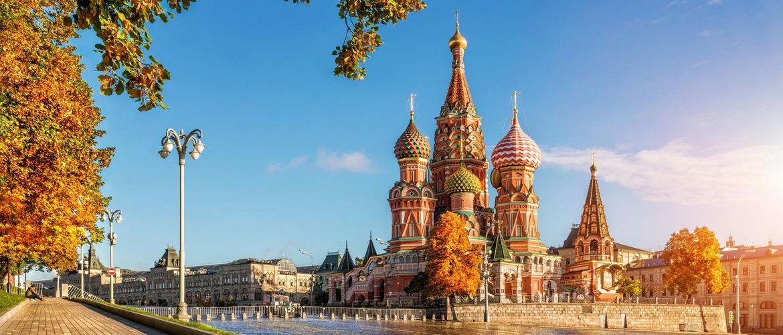 Moskau Basiliuskirche iStock 636741548
